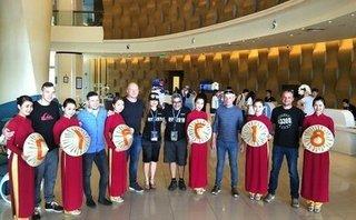 Văn hoá - Lễ hội pháo hoa quốc tế Đà Nẵng 2018: Ba Lan hào hứng khi là đội đầu tiên đến TP.Đà Nẵng