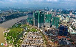 """Bất động sản - Bảo vệ sông Sài Gòn trước nguy cơ bị các dự án cao tầng """"bức tử"""""""