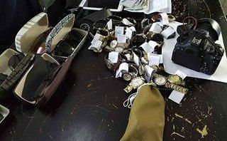 An ninh - Hình sự - Lâm Đồng: Bắt 2 'đạo chích' trộm nhiều đồng hồ, nữ trang đắt tiền