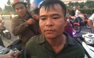 An ninh - Hình sự - Hiệp sĩ bị thương khi truy đuổi tên trộm xe tại khu nhà ở xã hội