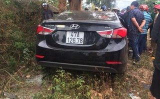 Tin nhanh - Đắk Lắk: 'Xế hộp' tông trực diện xe tải, 5 người thương vong