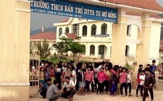 Giáo dục - Kon Tum: Giáo viên tố bị hiệu trưởng đánh vì không đi nhậu