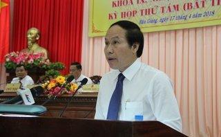 Chính trị - Ông Lê Tiến Châu giữ chức Chủ tịch UBND tỉnh Hậu Giang