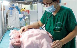 Sức khỏe - 40 phút căng thẳng phẫu thuật sản phụ mang tam thai 'vượt cạn' thành công