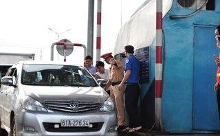 Chính trị - Xã hội - Đề nghị giảm, miễn phí vé 624 phương tiện qua trạm BOT Biên Hòa