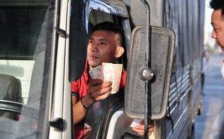Xã hội - CA Đồng Nai chưa khẳng định tài xế trả tiền lẻ qua trạm BOT phạm pháp