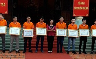 Chính trị - Xã hội - Vinh danh đội tuyển Lạc Hồng giành vô địch Robocon châu Á – Thái Bình Dương