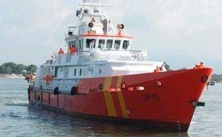 Tin nhanh - Cứu thủy thủ người Trung Quốc gặp nạn trên tàu