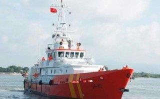 Tin nhanh - Cứu 15 thuyền viên gặp nạn trên biển do ảnh hưởng của bão số 15