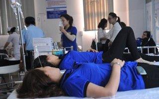 Xã hội - Đồng Nai: Gần 50 công nhân nhập viện cấp cứu sau bữa ăn trưa