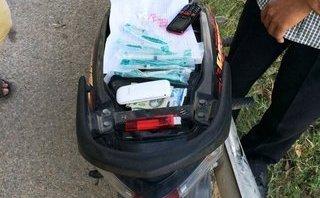 An ninh - Hình sự - Bắt các đối tượng thực hiện 14 vụ trộm xe máy để có tiền mua ma túy