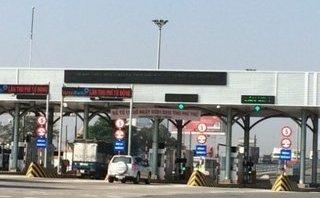 Xã hội - Đề nghị tạm dừng thu phí ở trạm BOT cầu Đồng Nai