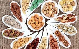 Tư vấn - Những món ăn vặt không béo ngày Tết