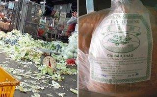 Dinh dưỡng - Ăn cải bắc thảo làm từ... rác nguy hiểm cỡ nào?