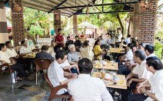 Góc nhìn luật gia - Cà phê giao lưu pháp luật: Mô hình cụ thể Ngày pháp luật Việt Nam