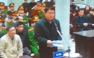 Hồ sơ điều tra - Ông Đinh La Thăng tiếp tục hầu tòa trong một vụ án khác