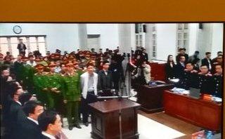 Hồ sơ điều tra - Xét xử ông Đinh La Thăng: Mức án cụ thể của từng bị cáo