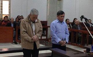 Gần 40 năm tù cho 3 bị cáo vụ giãn dân phố cổ