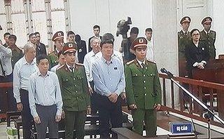 Hồ sơ điều tra - VKS đề nghị mức án 18 đến 19 năm tù đối với bị cáo Đinh La Thăng