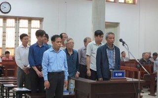 Hồ sơ điều tra - 6 bị cáo trong vụ vỡ ống nước Sông Đà kháng cáo xin giảm tội