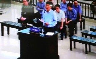 Hồ sơ điều tra - Bị cáo Đinh La Thăng day dứt, không thể cầm bút khai về thành tích của bản thân
