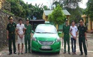 Pháp luật - Thanh Hóa: Khởi tố 2 đối tượng thuê taxi lên biên giới mua ma túy