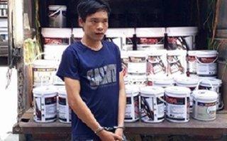An ninh - Hình sự - Bắt đối tượng mượn xe ô tô từ Hà Nam vào Thanh Hóa trộm cắp tài sản