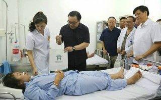 Chính trị - Xã hội - Bí thư Hà Nội kiểm tra điểm nóng sốt xuất huyết