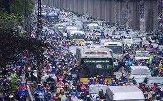 Chính trị - Xã hội - Tại sao Hà Nội không công bố ý tưởng chống ùn tắc đạt giải 2 tỷ đồng?