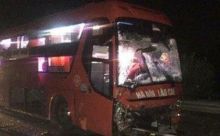 Xã hội - Vĩnh Phúc: 3 xe khách đâm nhau trên cao tốc, 11 người bị thương