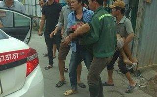 Xã hội - Hà Nội: 1 người bị thương nặng sau tiếng nổ tại công trường