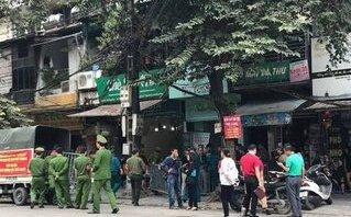 Tin nhanh - Hà Nội: Hai thanh niên tử vong trong vụ cháy nhà phố cổ