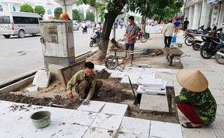 Xã hội - Chủ tịch Hà Nội chỉ đạo tạm dừng dự án lát đá vỉa hè 'thọ 70 năm'