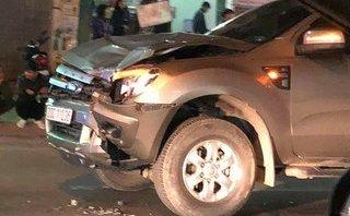 Tin nhanh - Thái Nguyên: Thương tâm 4 người thân trong gia đình tử vong do ô tô cán