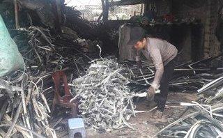 Xã hội - Góc khuất làng tỷ phú đồng nát có kho phế liệu nổ ở Bắc Ninh
