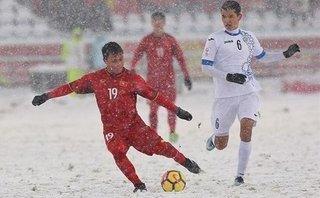 Xã hội - Hà Nội khen thưởng đột xuất tiền vệ Quang Hải và 5 cầu thủ U23 VN