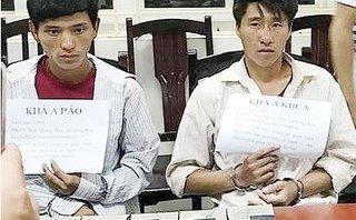 Pháp luật - Hà Nội: Bắt hai đối tượng vận chuyển 20 bánh heroin đi tiêu thụ