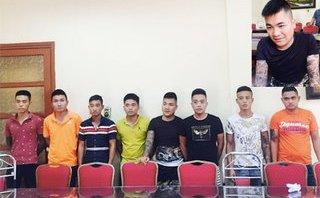 Pháp luật - Hà Nội: Bắt 'ổ nhóm côn đồ' ném chất bẩn để đòi 800 triệu đồng