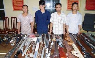 Pháp luật - Hà Nam: Tóm gọn ổ nhóm mua linh kiện về chế tạo súng