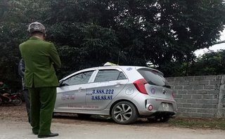 An ninh - Hình sự - Truy bắt hai đối tượng không chế tài xế taxi, cướp tài sản