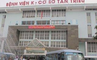 An ninh - Hình sự - Hà Nội: Đình chỉ công tác 2 bảo vệ đánh người ở bệnh viện K