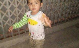 An ninh - Hình sự - Điều tra vụ bé trai 3 tuổi nghi bị bắt cóc khi đang chơi trước cổng ở Thái Bình