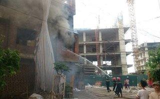 Tin nhanh - Dự án khu đô thị Văn Khê: Ba tòa nhà chây ỳ về khắc phục PCCC