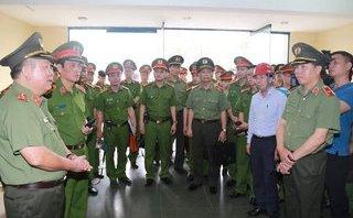 An ninh - Hình sự - Chung cư M3, M4 ở 91 Nguyễn Chí Thanh chưa đảm bảo PCCC
