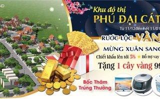 """Thương hiệu - Dự án đất nền đang """"khuấy đảo"""" thị trường bất động sản Phổ Yên Thái Nguyên"""