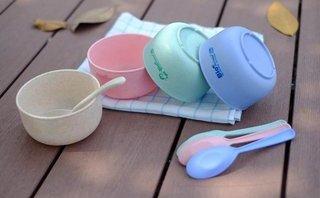 Đời sống - Mẹ bỉm sữa phát cuồng vì bát thìa lúa mạch cho bé