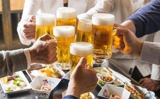 Cần biết - Cách người Nhật bảo vệ đại tràng khi uống rượu bia