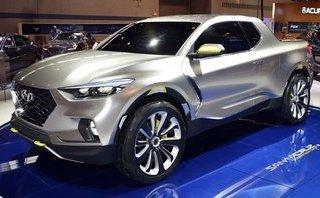 Xe++ - Hyundai xác nhận sẽ sản xuất xe bán tải