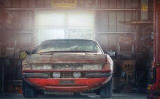 Xe++ - Siêu xe Ferrari đồng nát vẫn có giá 'triệu đô'