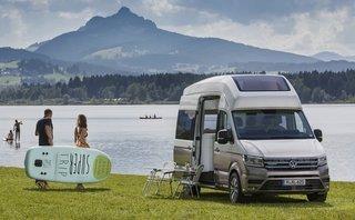 """Xe++ - Volkswagen California XXL: Xe dành cho dân """"phượt"""""""